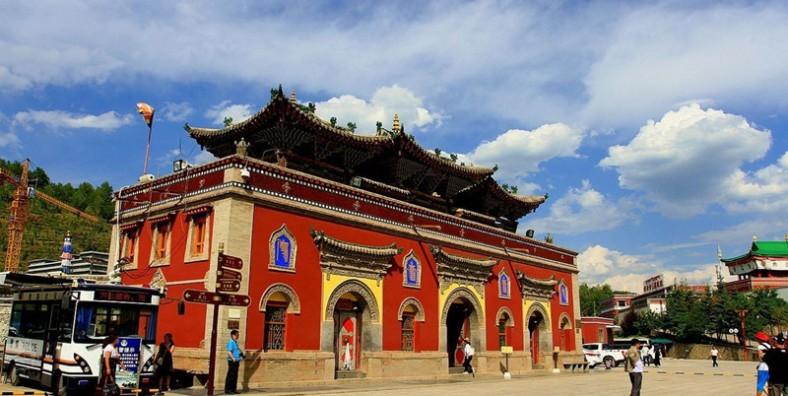 Half Day Xining Taer (Kumbum) Monastery Tour