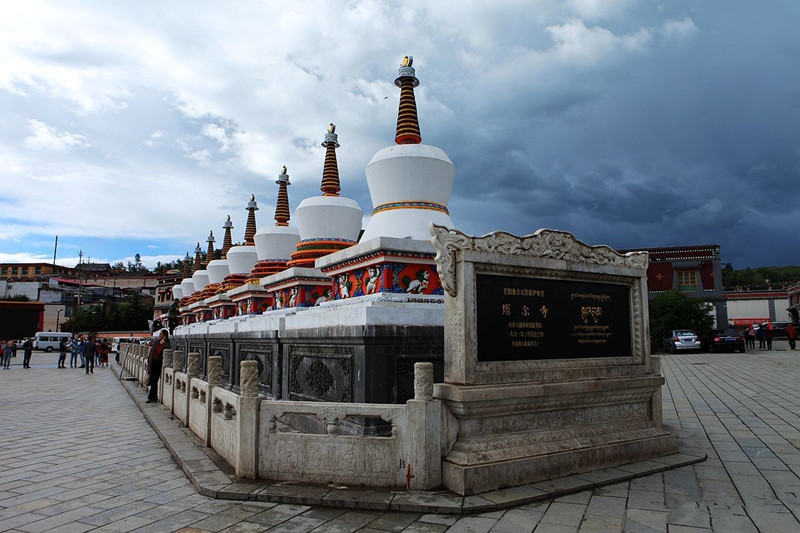 Taer Monastery in Xining