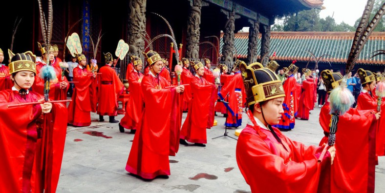 15 Days China Confucians Culture & Central Plains Tour