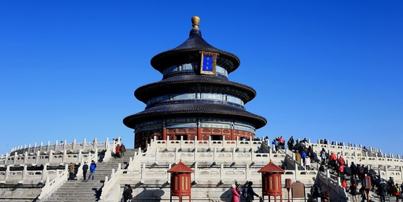4 Days Layover Tour from Beijing to Tianjin Cruise Port