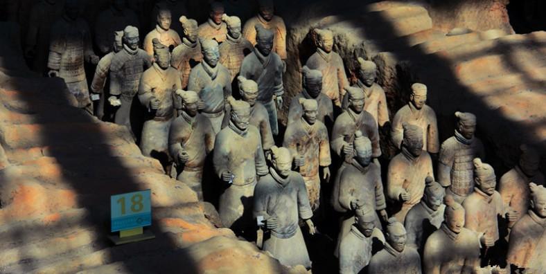 4 Days Xian Terracotta Warrior Tour from Tianjin Cruise Port