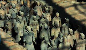 Terracotta Army, Terra Cotta Warriors and Horses Museum, Xian