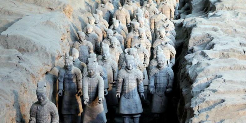 1 Day Xian Terracotta Warriors and Han Yang Ling Tour