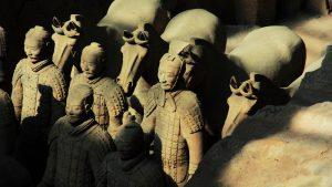 Terracotta Army, Terra Cotta Warriors and Horses Museum, Xian