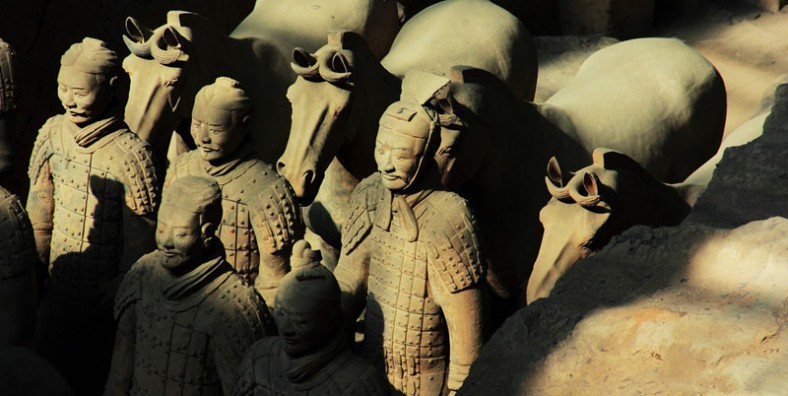 1 Day Xian Terracotta Warriors and Everlasting Sorrow Performance Tour
