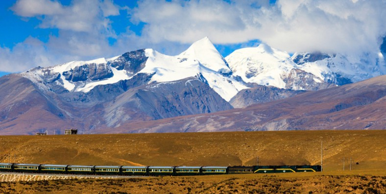 11 Days Tibet Mount Everest Tour from Shanghai by Train