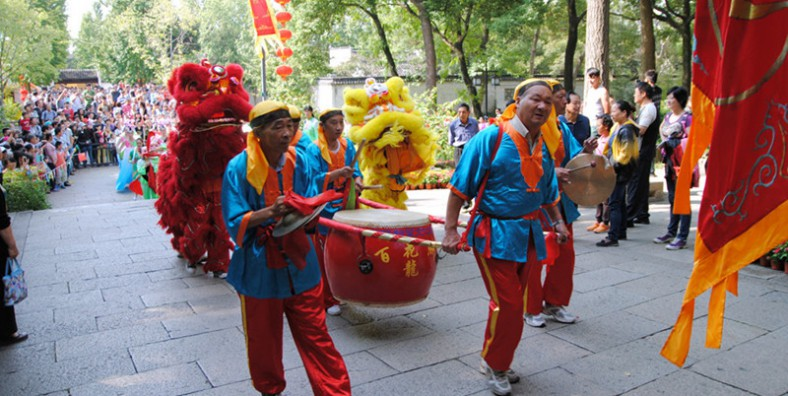 6 Days Nanjing Suzhou Hangzhou Shanghai Tour