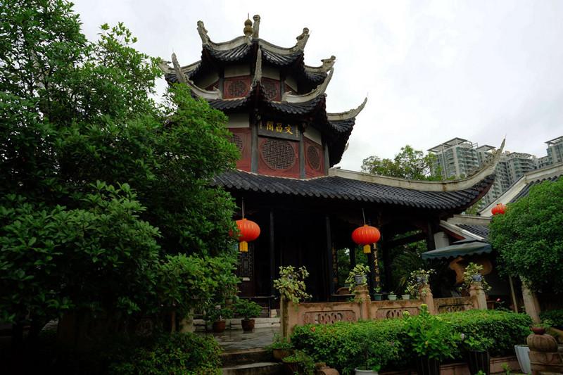 Wenchang Pavilion in Guiyang