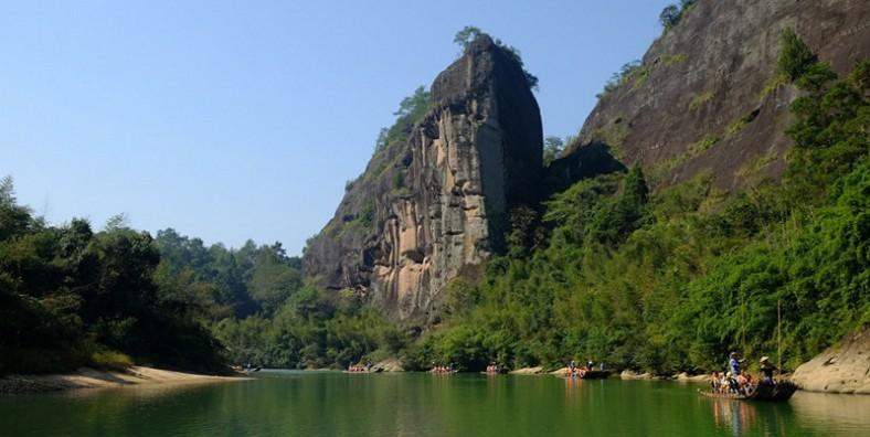 4 Days Wuyishan Tour