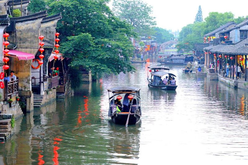 Xitang Water Town in Jiaxing