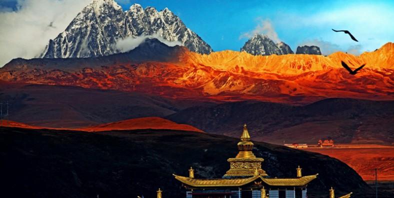 7 Day Garze Kham Tibet and Yala Snow Mountain Adventure Trekking Tour