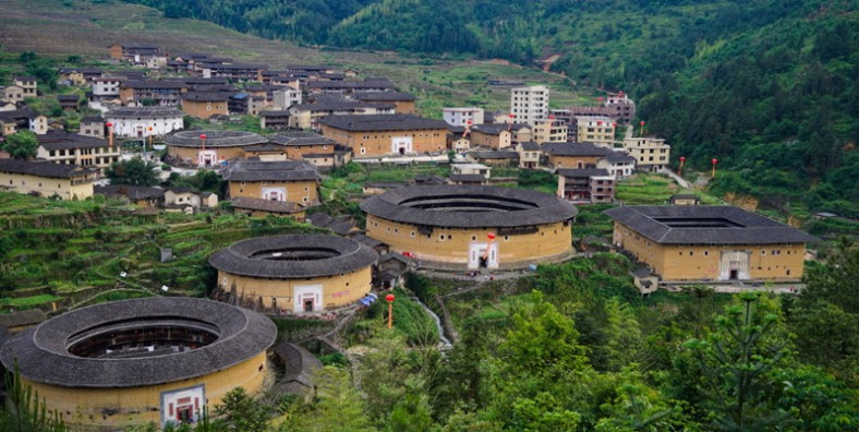 2 Days Fujian Tulou Tour to Nanjing and Yongding (Stay in Xiayang Town)