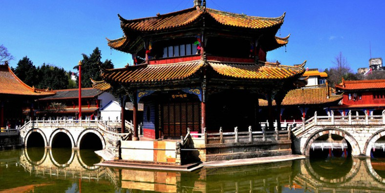 1 Day Kunming Temples Tour