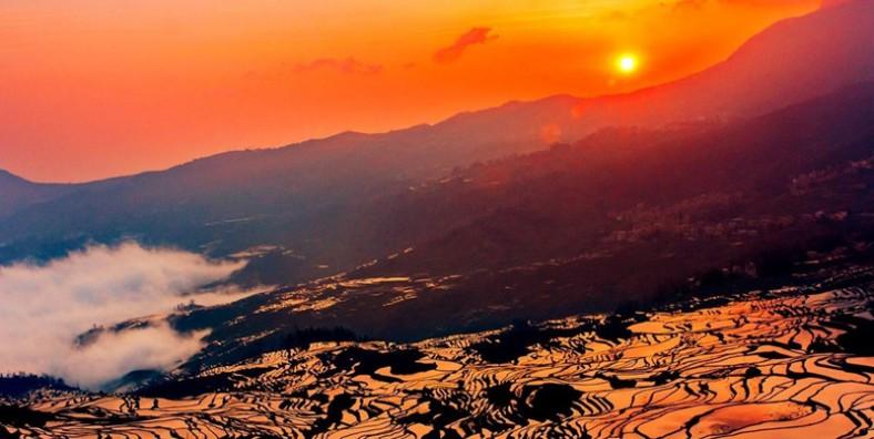 1 Day Yuanyang Hani Rice Terraces Tour