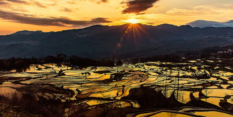 6 Days Yunnan Muslim Tour with Shadian Grand Mosque and Yuanyang Rice Terraces