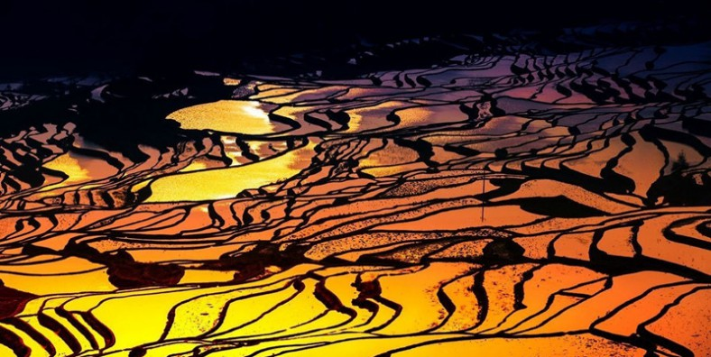 6 Days Kunming-Jianshui-Yuanyang Hani Rice Terraces Photography Tour