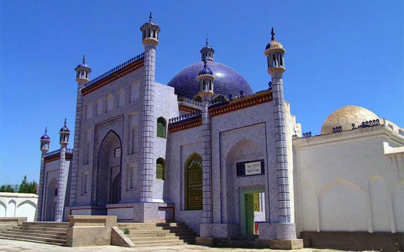 Yusuf Has Hajip Mazar in Kashgar