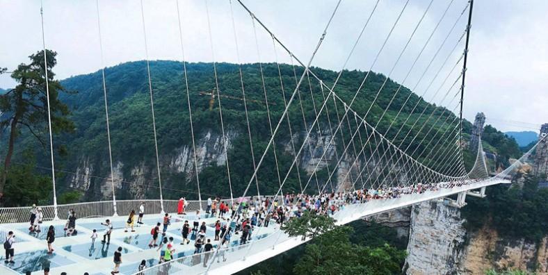 4 Days Zhangjiajie Discovery Tour (Route B)