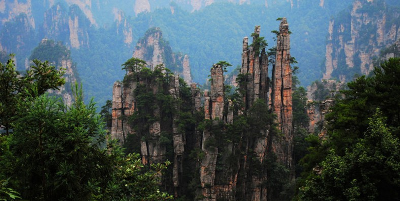 4 Day Zhangjiajie Group Tour (Manderin-Speaking Guide)