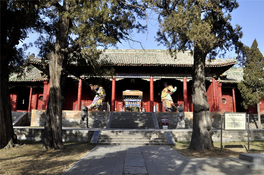 3 Days Zhengzhou Shaolin Temple Highlights Tour