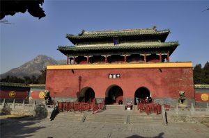 Zhongyue Temple in Dengfeng, Zhengzhou