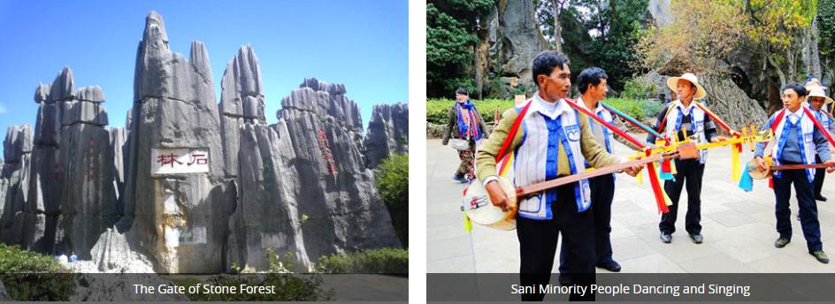 17 Days Yunnan-Tibet Overland Tour from Kunming to Lhasa