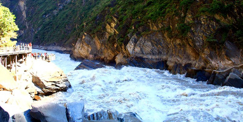 1 Day Lijiang Tiger Leaping Gorge Tour (Upper Gorge Lijiang Part)