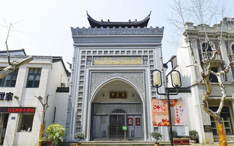 Fenghuang Mosque in Hangzhou
