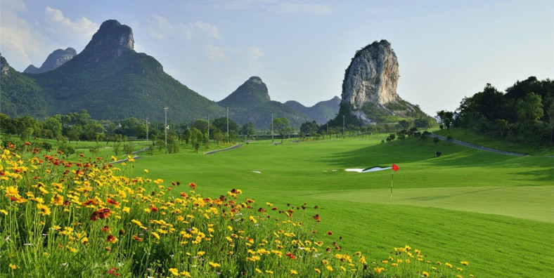 5 Days Guilin Golf and Sightseeing Tour