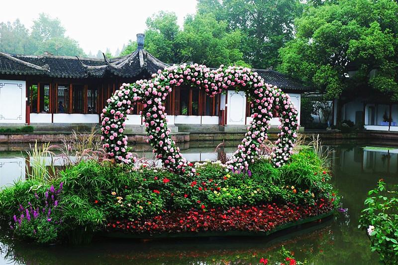 Guozhuang Villa and Garden in Hangzhou