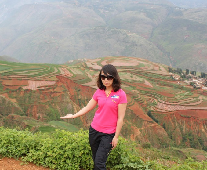 Lydia Li-Travel Consultant of YChinaTours in Kunming Yunnan