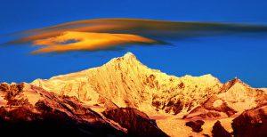Meili Snow Mountain Diqing