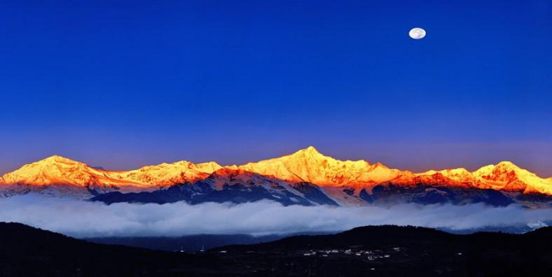 20 Days Shangri-la Meili Snow Mountain Pilgrimage Trekking Tour
