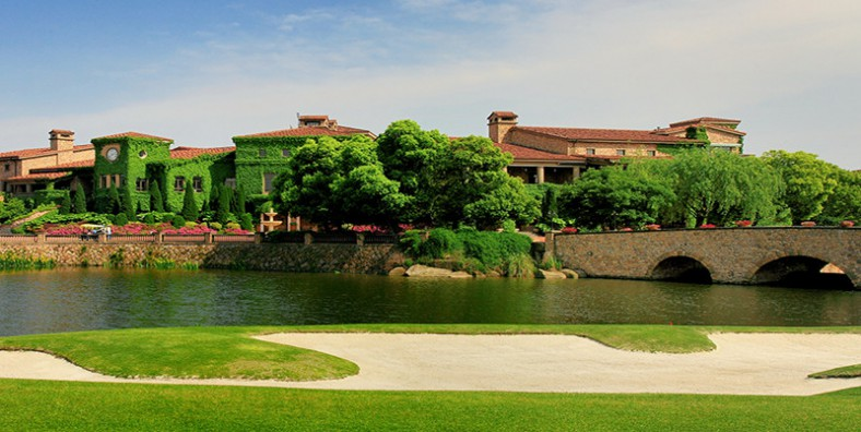 1 Day Shanghai Sheshan Golf Tour with Shanghai World Financial Center