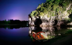 Elephant Trunk Hill (Xiangbishan) in Guilin