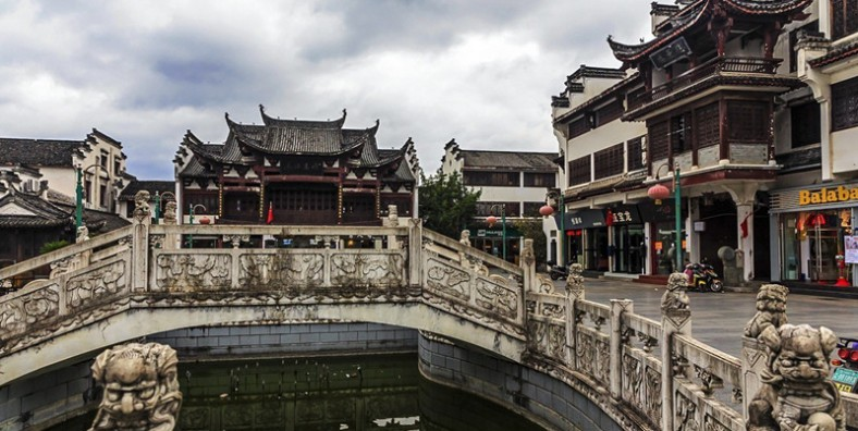 1 Day Ancient Huizhou Architecture Culture Tour