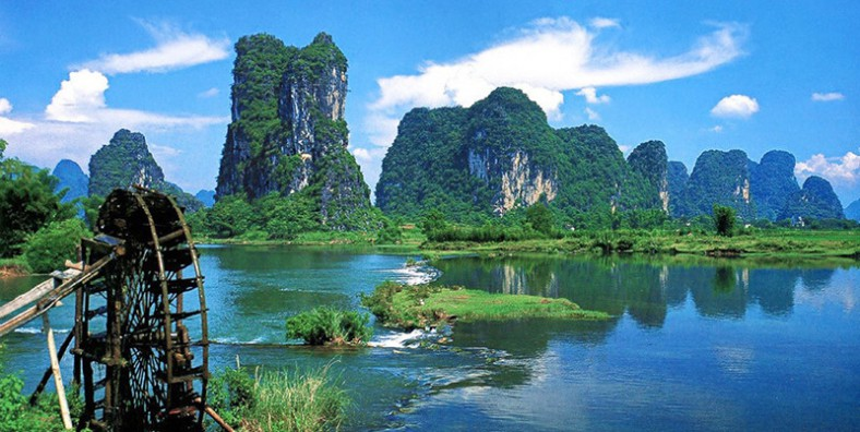 6 Days Hong Kong and Guilin Tour by Speed Train