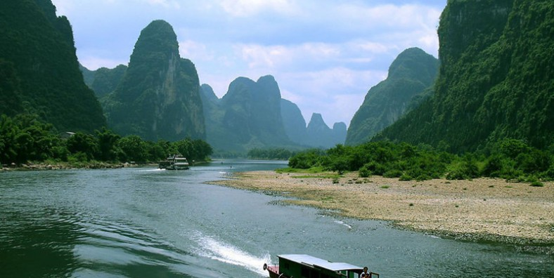 1 Day Guilin Li River Cruise Group Tour