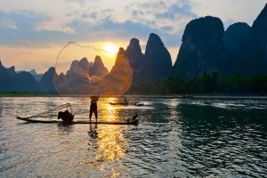 Li River in Guilin