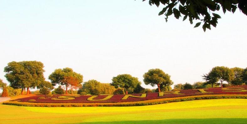 1 Day Shanghai Silport Golf Tour with Zhujiajiao Water Town