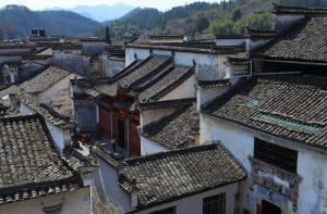 Xidi Ancient Village in Yixian County, Huangshan