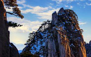 Yellow Mountain-Mount Huangshan in Anhui