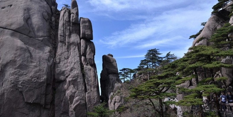 2 Days Huangshan Tour (Overnight in the Summit of Yellow Mountain)