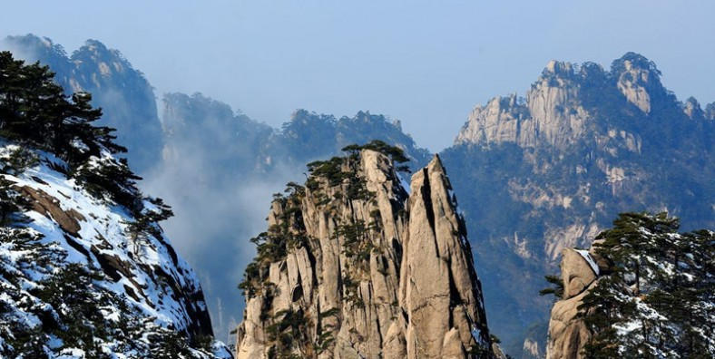 3 Days Huangshan Tour (Stay at the Summit of Yellow Mountain)