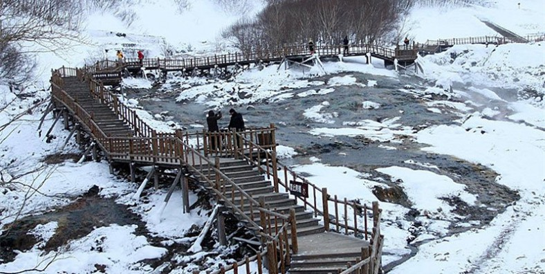 4 Days Changbaishan Mountain Weekend Escape Tour (North Slope & West Slope)