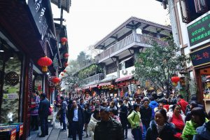 Ciqikou Old Town in Chongqing