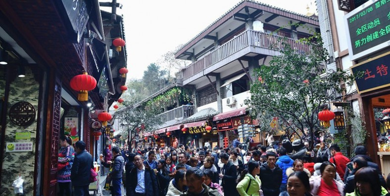 1 Day Chongqing City Highlights Tour