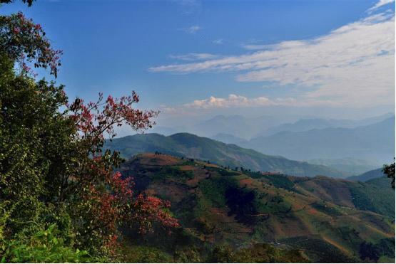 GaoliGongshan Mountain Hiking Tour