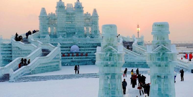 4 Days Beijing to Harbin Winter Tour by Flight
