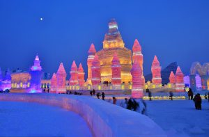 Harbin Ice and Snow World, Heilongjiang